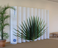 Plant Turbine Display 1